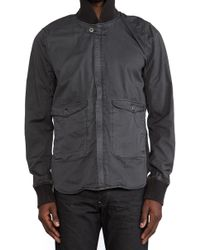 G-star Raw Harben Overshirt Premium - Lyst