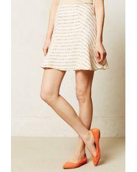 Maeve Lucaya Swing Skirt - Lyst