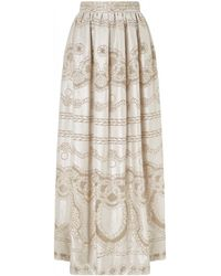 Temperley London Long Pearl Skirt - Lyst