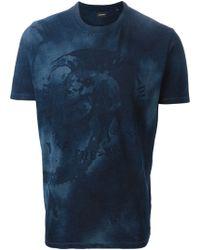 Diesel 'T-Stupey' T-Shirt - Lyst