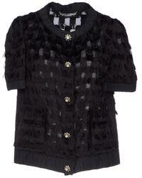 Dolce & Gabbana Black Blazer - Lyst