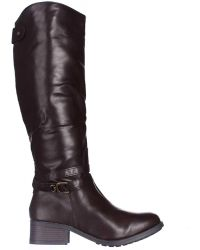 Rampage | Imelda Knee-high Riding Boots | Lyst