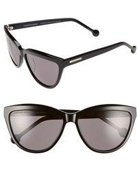 Jonathan Adler - 'positano' 60mm Cat Eye Sunglasses - Lyst