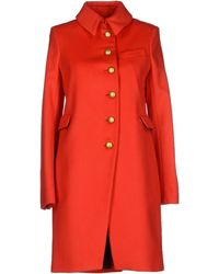 Marc By Marc Jacobs Coat - Lyst