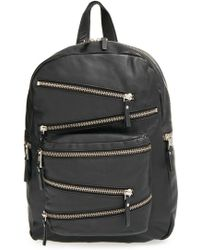 Ash - 'small Angel' Leather Backpack - Lyst
