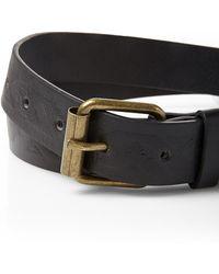 Forever 21 - Men Southwestern-inspired Faux Leather Belt - Lyst