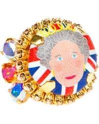 Bijoux De Famille - Queen Ring - Lyst