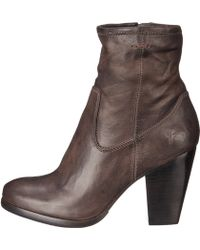 Frye Patty Artisan Zip - Lyst