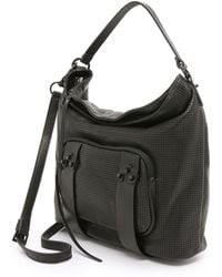 She + Lo - Next Chapter Hobo Bag - Black - Lyst