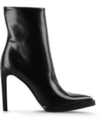 Stella McCartney Cora Ankle Boots - Lyst