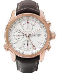 Kingsman - Bremont Alt1-Wt/Wh World Timer Automatic Chronograph Watch - Lyst
