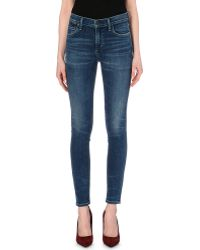 Citizens Of Humanity Rocket High-Rise Skinny Stretch-Denim Jeans - Lyst