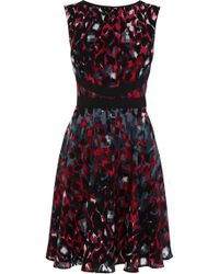 Coast Abena Animal Print Dress - Lyst