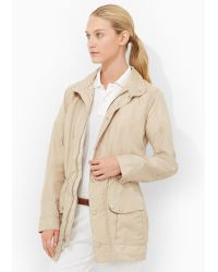Ralph Lauren Golf - Drawcord Mockneck Jacket - Lyst