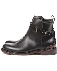 Rag & Bone Black Driscoll Boot - Lyst