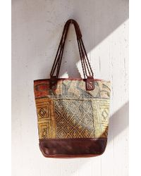Will Leather Goods - Kuba Tote Bag - Lyst