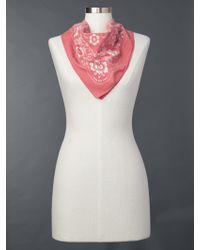 Gap | Floral Classic Bandana | Lyst
