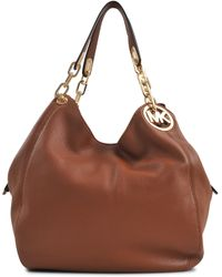 Michael Kors Fulton Lg Shoulder Hobo - Lyst