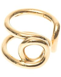 Chloé Cate Simple Ring - Lyst