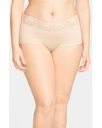 Cosabella 'Never Say Never' Low Rise Boyshorts - Lyst