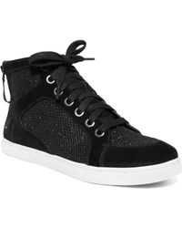 Enzo Angiolini - Sobann High-Top Sneakers - Lyst