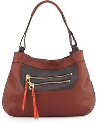 orYANY | Sandy Leather Hobo Bag | Lyst