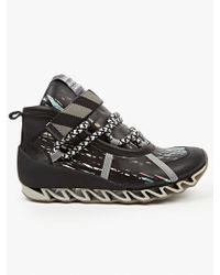 Bernhard Willhelm X Camper Mens High Top Sneakers - Lyst