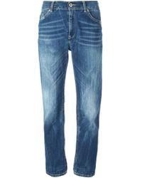 Dondup Boyfriend Jeans - Lyst