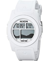 Nixon White The Rhythm - Lyst