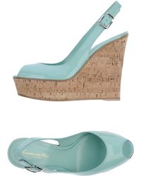 Gianvito Rossi Wedge - Lyst