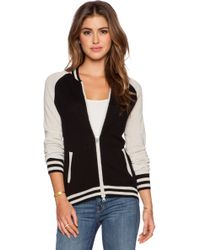 Autumn Cashmere - Baseball Jacket - Lyst