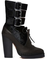 Nasty Gal Jeffrey Campbell Lucha Boot - Lyst
