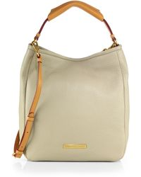 Marc By Marc Jacobs Softy Saddle Hobo Bag - Lyst