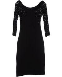 Miss Sixty - Kneelength Dress - Lyst