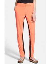 Opening Ceremony 'Moodie' Neoprene Trousers - Lyst
