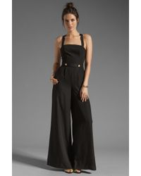 Camilla & Marc Calculation Twill Jumpsuit - Lyst