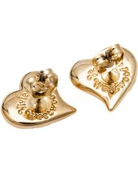 Vivienne Westwood Anglomania The Elizabeth Earrings - Lyst