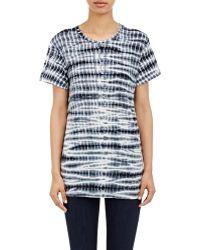 Proenza Schouler Lightweight Slub Jersey T-Shirt - Lyst