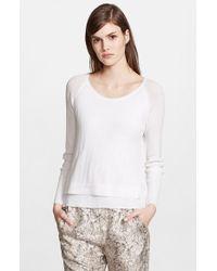 Rag & Bone Shari Sweater - Lyst