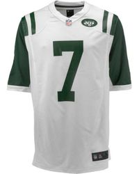 Nike Mens Geno Smith New York Jets Game Jersey - Lyst