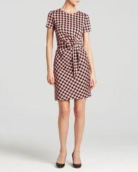 Diane von Furstenberg Dress - Zoe Silk Jersey - Lyst