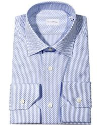 Ermenegildo Zegna Shirt Jimmy Cotton - Lyst