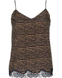 Stella McCartney Ellie Leaping Camisole - Lyst