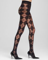 Pretty Polly Alice  Olivia by Argyle Tights - Lyst