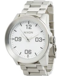 Nixon The Corporal Ss - Lyst