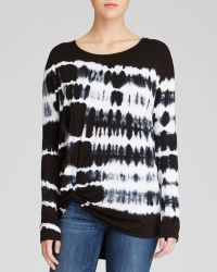 Karen Kane Tie Dye Pick Up Tee - Lyst