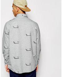 Lazy Oaf - Today Shirt - Lyst