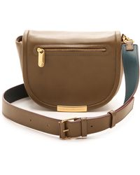 Marc By Marc Jacobs Luna Cross Body Bag Teak - Lyst