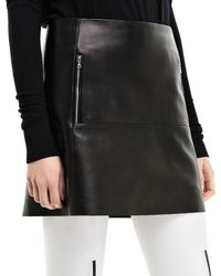 Acne Studios Captation Scuba Black - Lyst