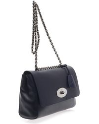 Mulberry Lily Medium Leather Crossbody Bag - Lyst